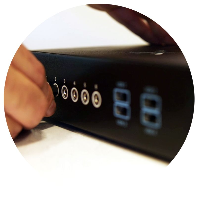 Xogo Input Plugs